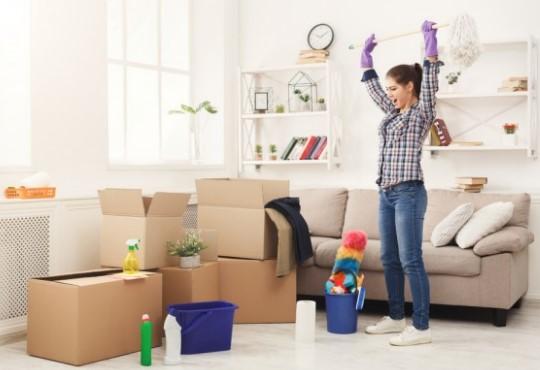 Membuat Rumah Selalu Bersih dan Rapi