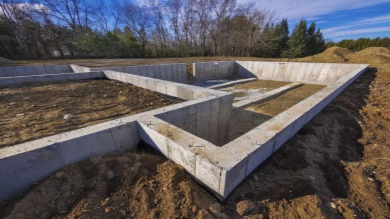 Tipos de cimentación para una casa