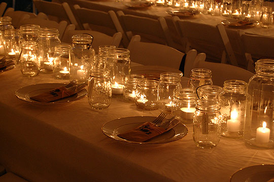 Do It Yourself Weddings: Lighting for the DIY Challenged