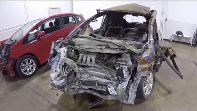"""Αποζημίωση """"μαμούθ"""" για κακή επισκευή αυτοκινήτου από συνεργείο!!!"""