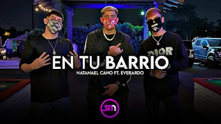 LETRA En Tu Barrio Everardo ft Natanael Cano