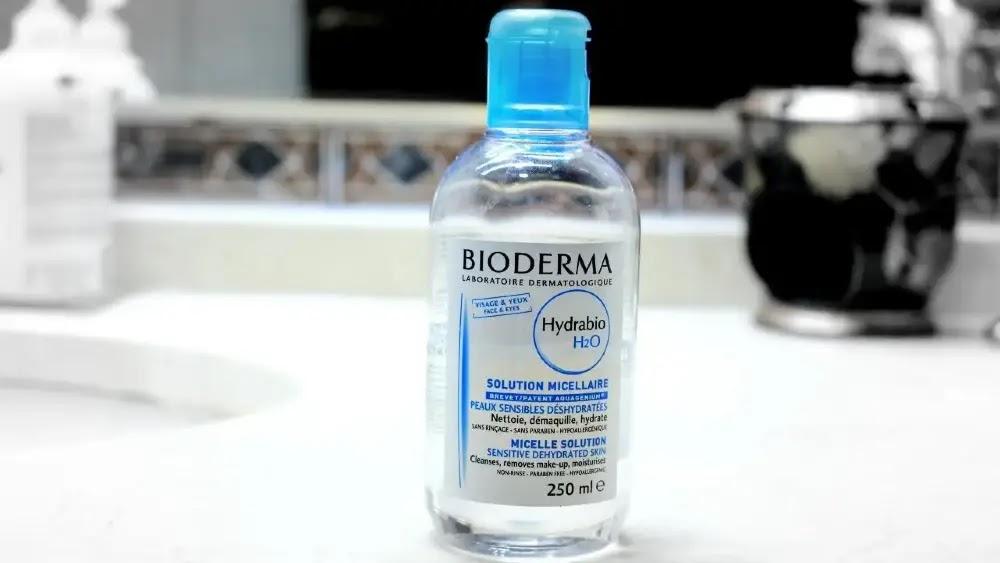 Bioderma series Hydrabio Micellar Water