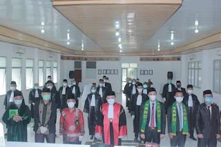 DPW APSI Lampung Kembali Lahirkan Advokat