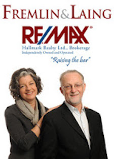 DUNCAN FREMLIN BROKER AND KAREN LAING SALESPERSON RE/MAX HALLMARK REALTY LTD BROKERAGE