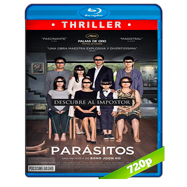 Parásitos (2019) BRRip 720p Subtitulada