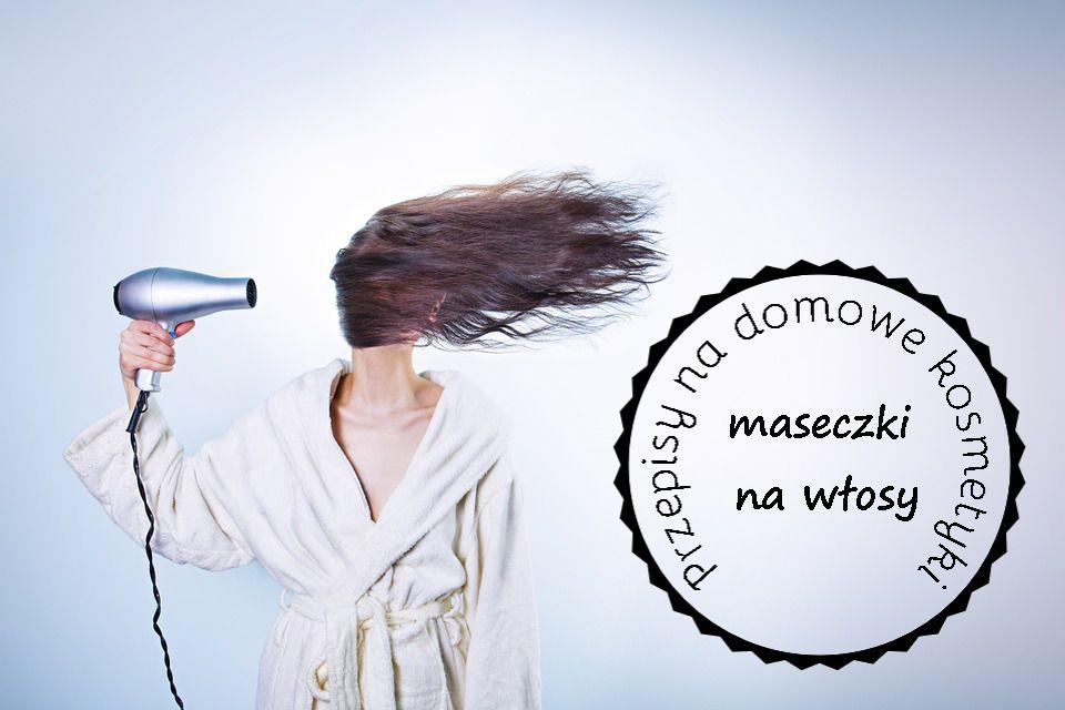 Przepisy na najlepsze domowe maseczki na włosy