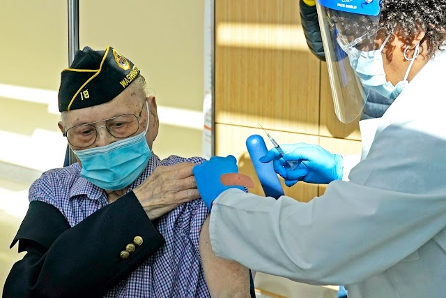 All Veterans, Their Spouses and Caregivers, Eligible to get COVID-19 Vaccines Under New Legislation