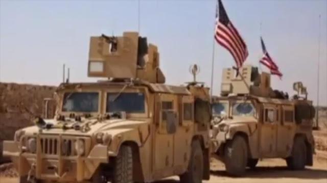 EEUU rescata a los comandantes terroristas para escapar de Irak