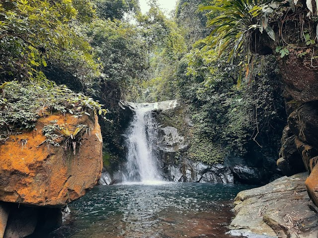 Những con thác đẹp hoang sơ ở Đại Từ - Thái Nguyên