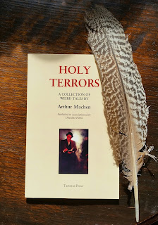 Holy Terrors: A Collection of Weird Tales by Arthur Machen fromm Tartarus Press