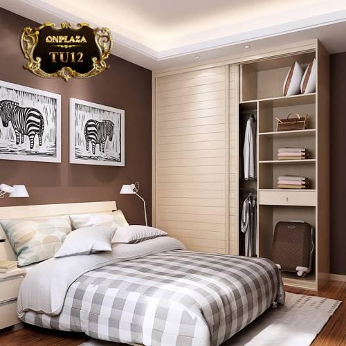 Giường ngủ nhập khẩu phù hợp với phòng ngủ tại onplaza