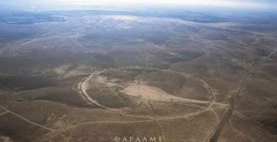 Ιορδανία: Οι μυστηριώδεις κυκλικές κατασκευές που κατασκεύαστηκαν στο έδαφος και φαίνονται μόνο από ψηλά