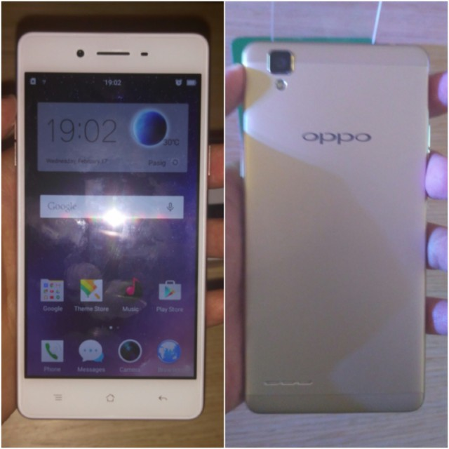 Oppo F1 first impressions, specs, camera samples