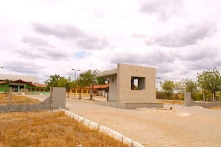 Em Picuí, Gestão Municipal entrega nos próximos dias obra de proteção do Parque ecológico