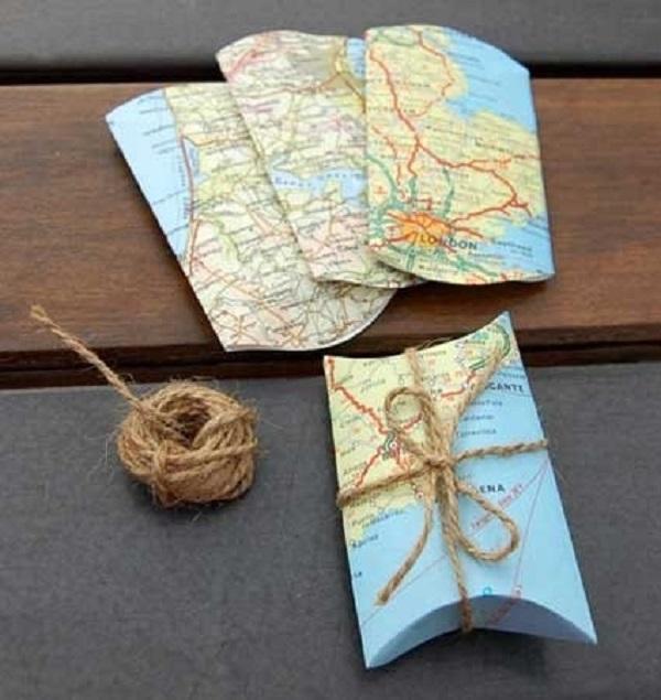 Как сделать необычную упаковку подарков - несколько советов.