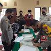 Polres Takalar, Gelar Penandatanganan Pakta Integritas Rekrutmen Personel Polri