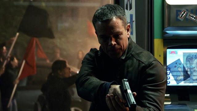 Jason Bourne está de volta - Matt Damon revela detalhes inéditos em making of do filme