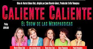 """CALIENTE CALIENTE """"El show de las menopausicas"""" 2019"""