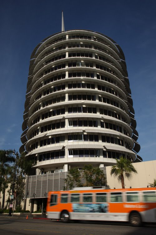 Oh The Places You Ll Go In La Capitol Records Building