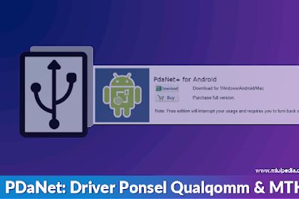 PDaNet: Qualqomm & MTK Driver, Solusi Mengatasi Driver Ponsel Xiaomi