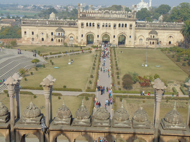 view from bhool bhulaiya