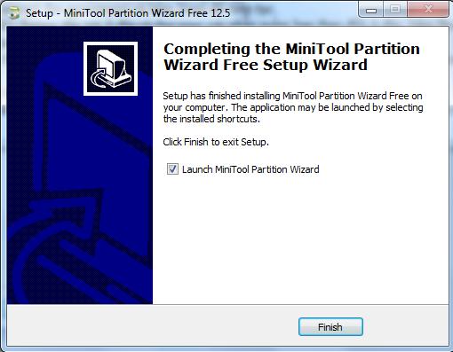 Hướng dẫn cách download, cài đặt và sử dụng phần mềm MiniTools Partition Wizard để chia ổ cứng máy tính g1