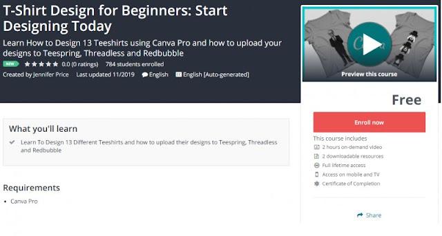 [100% Free] T-Shirt Design for Beginners: Start Designing Today