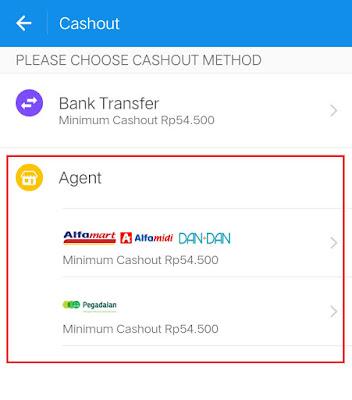 Cara Tarik Saldo Dana Lewat Minimarket Dan Ke Rekening Bank Lewatonline Com