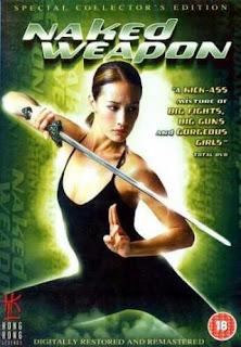NAKED Weapon 2002 Hindi Dual Audio Movie 110Mb hevc BRRip