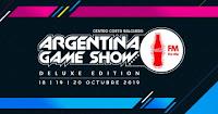 Anuncio Argentina Game Show