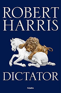 """Dictator"" - Robert Harris"
