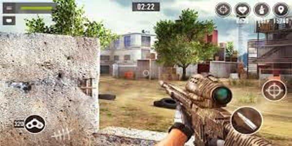 تحميل لعبة Sniper Arena PvP Shooting Game