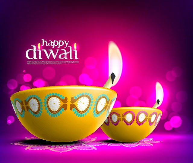 Happy Diwali 2015 Vector Art HD Images Free Download