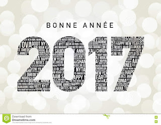 Images facebook de Bonne Année 2017