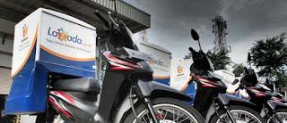 Lowongan Kerja Terbaru di Lazada Express Indonesia - Kurir
