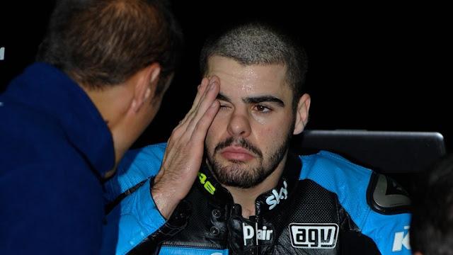 Memukul Kru, Pembalap Tim Rossi Ini Dipecat!