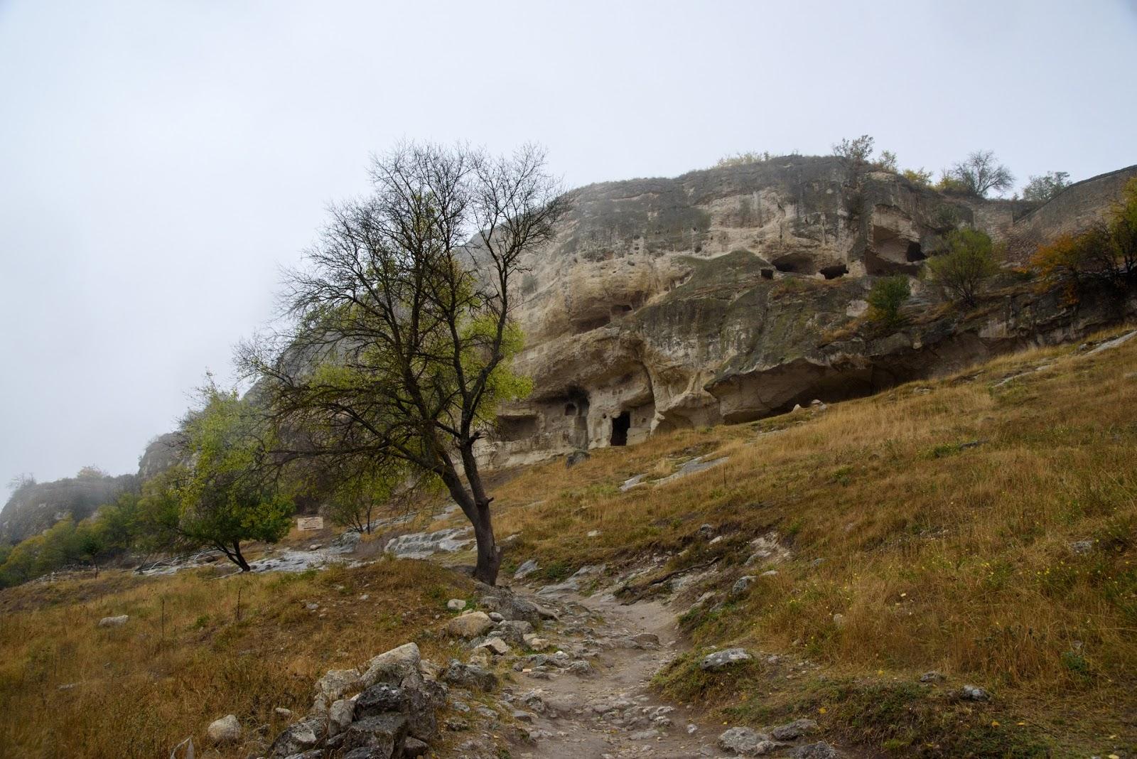 Пещерный город. Чуфут-Кале. Крым