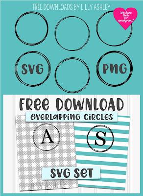 free monogram SVG files