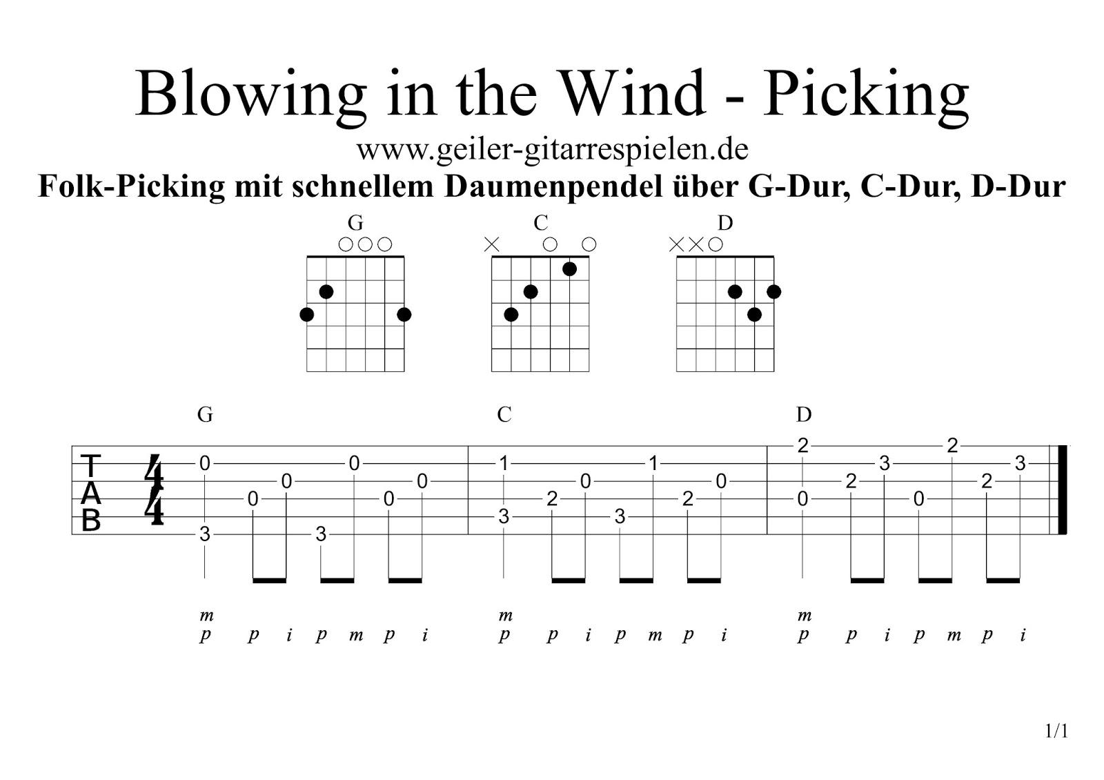 Wind akkorde im text und Songtext Ein