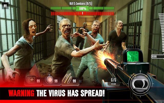 screenshot 2 killer shot virus