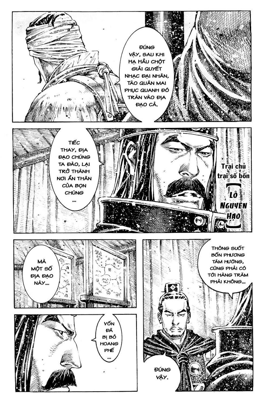 Hỏa phụng liêu nguyên Chương 349: Diễm dương cao chiếu [Remake] trang 13