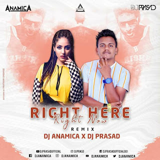 RIGHT HERE RIGHT NOW (REMIX) - DJ ANAMICA X DJ PRASAD