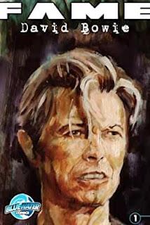 Fame cómic Bowie