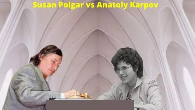 Susan Polgar vs Anatoly Karpov