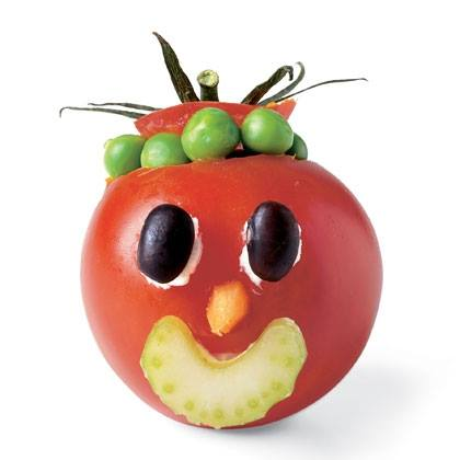 Mr. Tomato Head Recipe