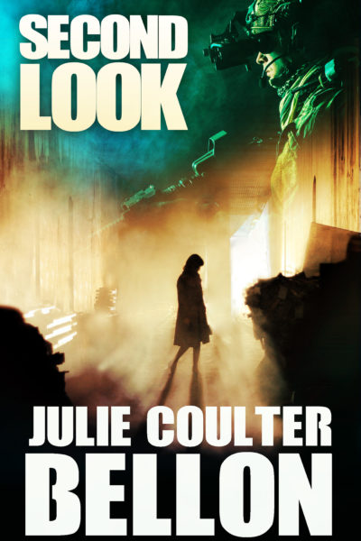 Second Look (Griffin Force Book 4)  by Julie Coulter Bellon