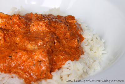 Best homemade butter chicken