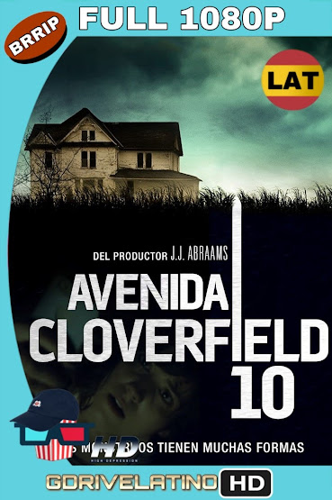 Avenida Cloverfield 10 (2016) BRRip 1080p Latino-Ingles MKV