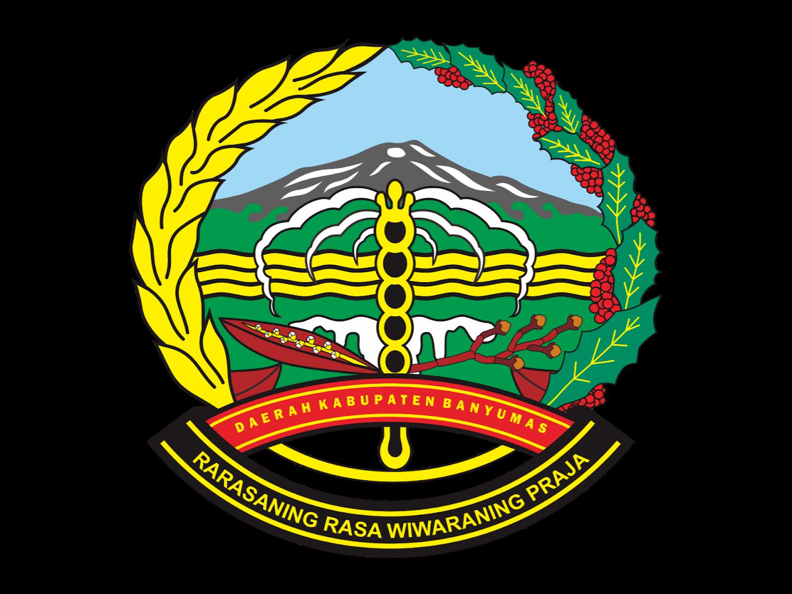 Logo Kabupaten Banyumas Format PNG