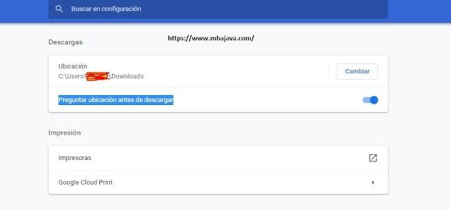 script automatic downloads google chrome